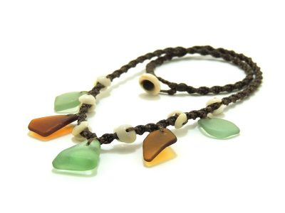 Ocean & Beach Glass Jewelry