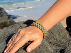 "Ocean Tuff Jewelry - ""Nu'alolo Kai"" Bracelet"