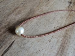 Ocean Tuff Jewelry - Freshwater Pearl Choker-Style Necklace